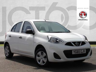 Nissan Micra VISIA 1.2 5dr JUST 11045 MILES FROM NEW!