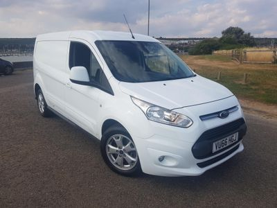 Ford Transit Connect 1.5 TDCi 120ps L2 Limited Van AC & Heated screen