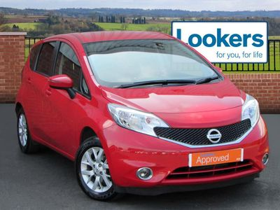 Nissan Note 1.2 Acenta 5dr FREE 12 MONTH WARRANTY PACKAGE