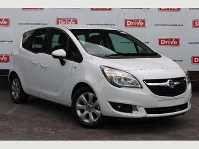 Vauxhall Meriva 1.4i 16V Life 5dr Estate We Simply Refuse To Be Beaten