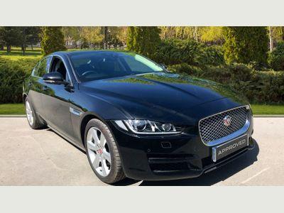 Jaguar XE 2.0d (180) Portfolio SUNROOF+PARK ASSIST+MEMORY+DAB
