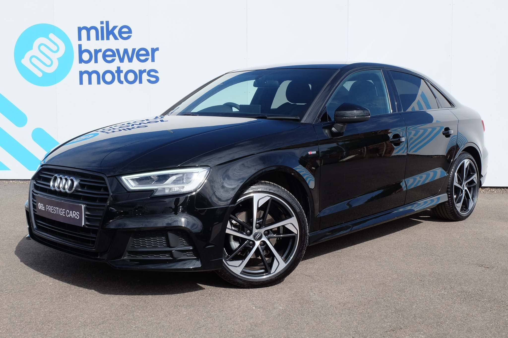 Used Audi A3 Black Edition