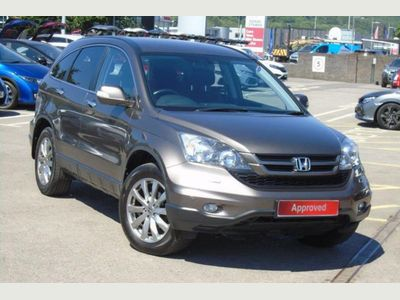 Honda CR-V 5-Door 2.2 i-DTEC ES 5dr FSH, Great Example
