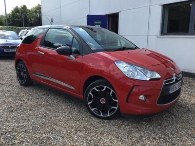 Citroen DS3 1.6 e-HDi Airdream DStyle Plus 3dr FREE ROAD TAX!