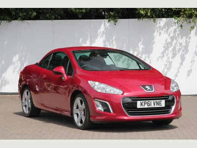 Peugeot 308 2.0 HDi 163 Allure 2dr LESS THAN 20,000 MILES!