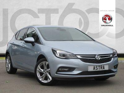 Vauxhall Astra SRI ECOTEC S/S 5dr SAVE £££'S ON NEW LIST PRICE!