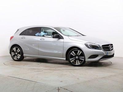 Mercedes-Benz A Class A180 Sport 5dr 1.6 BECKER SAT NAV