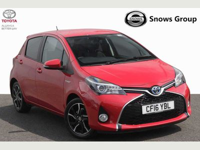 Toyota Yaris Hybrid 1.5 Design 5-Dr - Convenience Pack 5dr **Convenience Pack**