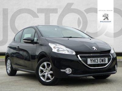 Peugeot 208 ACTIVE 1.2 3dr