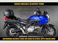 Suzuki V-STROM 1000 ALL TYPES OF CREDIT ACCEPTED 1000cc image