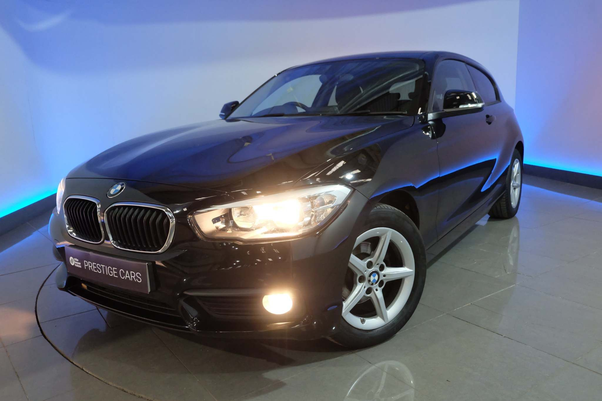 Used BMW 1 Series 1.5 118i Se Sports Hatch Auto (s/s) 3dr