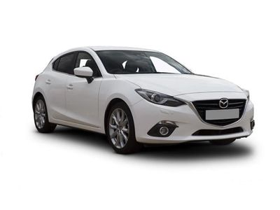 Mazda 3 2.0 Sport Nav 5dr £30 TAX 1 OWNER FULL HISTORY
