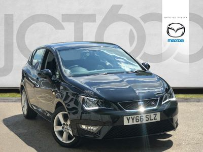 SEAT Ibiza TSI FR TECHNOLOGY 1.2 5dr One Owner