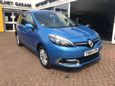 Renault Scenic DYNAMIQUE TOMTOM ENERGY DCI S/S 1.5 5dr ONLY £20 ROAD TAX
