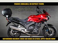 Yamaha TDM900 ALL TYPES OF CREDIT ACCEPTED 900cc image