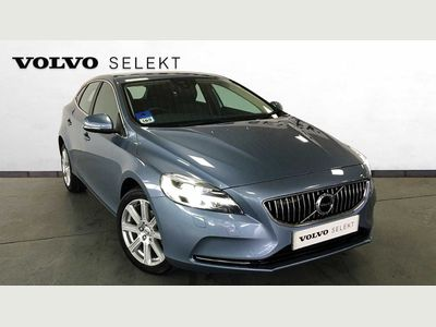 Volvo V40 D2 Inscription Manual Sensus Connect with 7inch colour display and HDD Wint 2.0 5dr City Safety