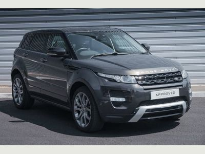 Land Rover Range Rover Evoque 2.2 SD4 (190hp) Dynamic 5dr FEATURE PACKED WITH FINESSE