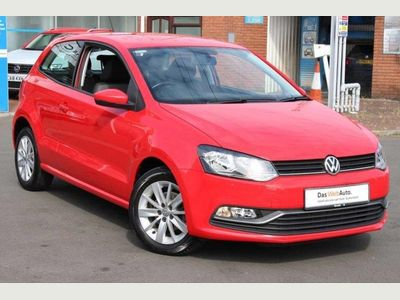 Volkswagen Polo MK5 Hatchback 3-Dr 1.4 TDI SE 75PS 3dr GREAT MPG AIRCON ALLOYS