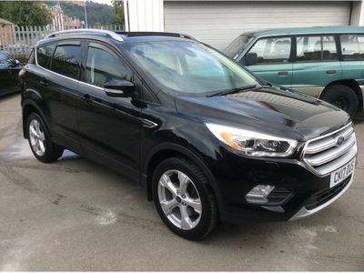 Ford Kuga 2.0 TDCi Titanium AWD 5dr HIGH SPEC WITH SUNROOF+LEATHER
