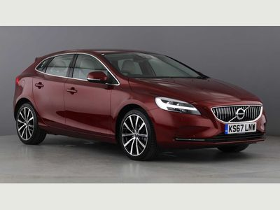 Volvo V40 T3 Inscription Automatic with Intellisafe Pro and Winter Packs - £29,610 ne 1.5 5dr