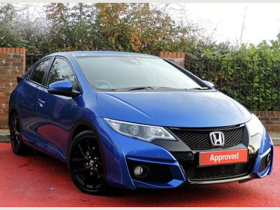 Honda Civic 1.4 i-VTEC Sport 5dr REAR CAMERA