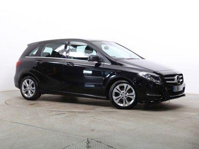 Mercedes-Benz B Class B180d Sport 5dr Auto 1.5 EASY ACCESS COMFORTABLE DRIVE