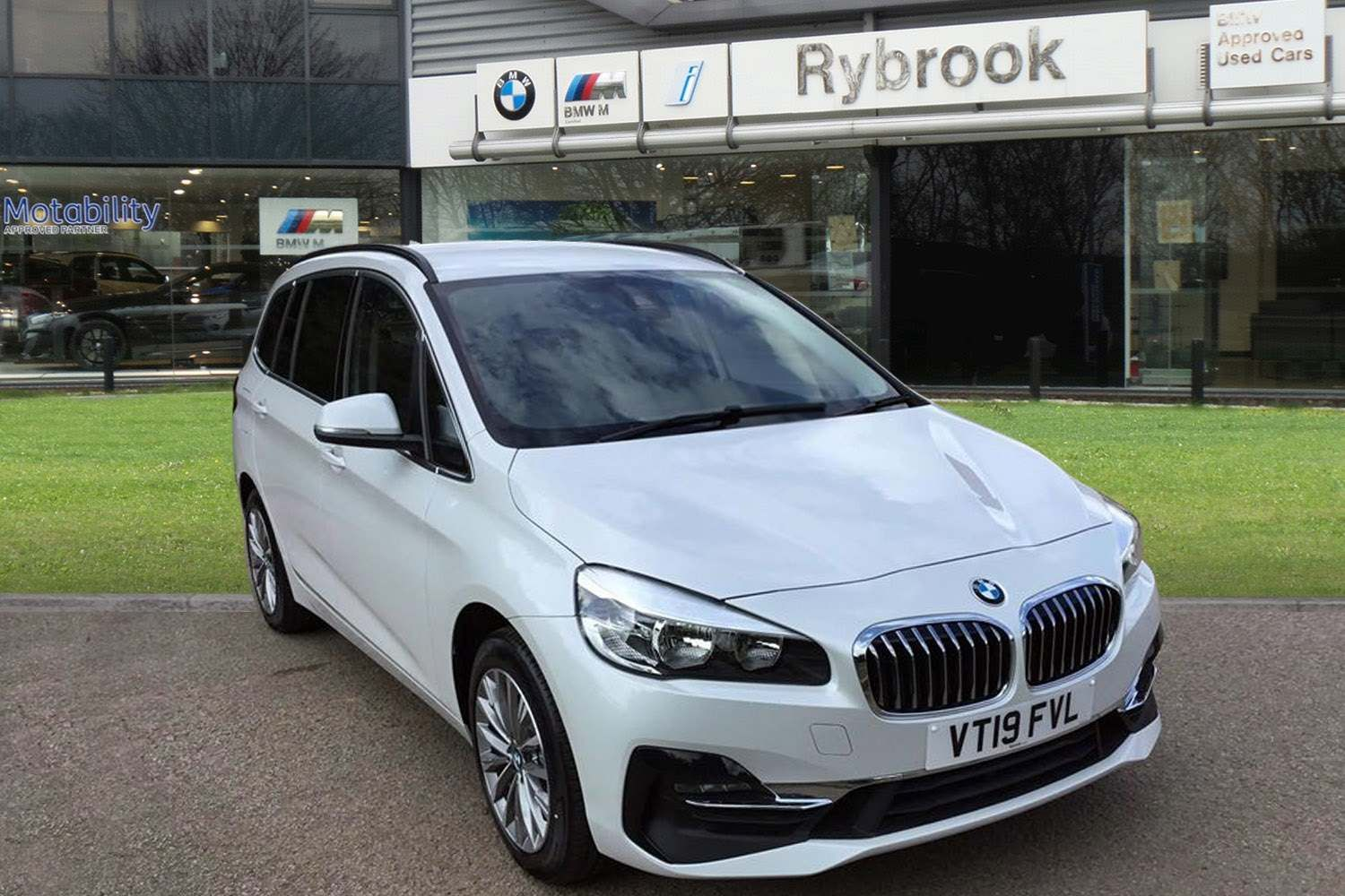 BMW 2 Series Gran Tourer 220d Luxury Gran Tourer 2.0 5dr Comfort Pack