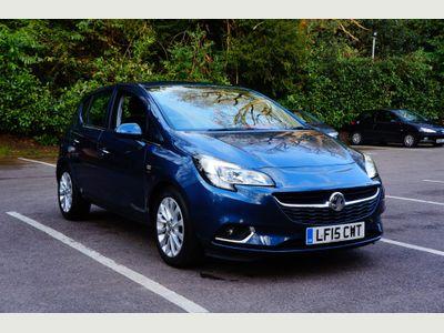 Vauxhall Corsa 1.4 SE 5dr Auto FULL VAUXHALL SERVICE HISTORY