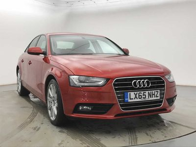 Audi A4 Saloon SE Technik 2.0 TDI clean diesel 190 PS multitronic 4dr Adaptive Headlights