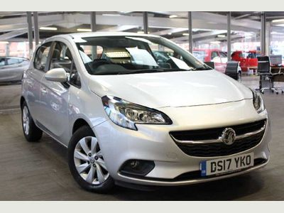 Vauxhall Corsa 1.4 Design 5dr Hatchback WE SIMPLY REFUSE TO BE BEATEN