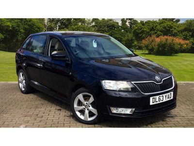 Skoda Rapid Spaceback 1.6 Tdi Cr Elegance 5Dr Diesel Hatchback Judge Service 98% Satisfaction