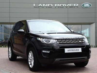 Land Rover Discovery Sport 2.0 TD4 180 SE Tech 5dr 7 SEATS, TINTED WINDOW, CAMERA