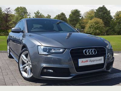 Audi A5 2.0 TDIe 136 S Line 5dr [5 Seat] NAVIGATION, HEATED SEATS