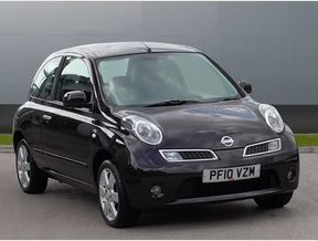 Black Nissan Micra used cars for sale on Auto Trader UK