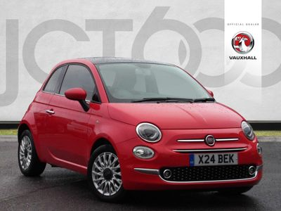 Fiat 500 LOUNGE 1.3 3dr SAT NAV! DAB! B/TOOTH! S/ROOF!