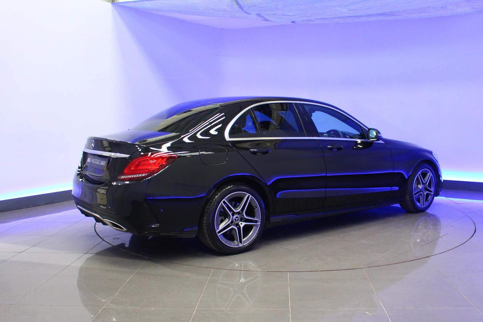 Used Mercedes-Benz C Class 1.5 C200 Eq Boost Amg Line G-Tronic+ (s/s) 4dr