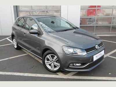 Volkswagen Polo 1.0 Match Edition 5dr GREAT ECONOMY & LOW INSURANCE