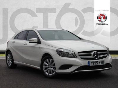 Mercedes-Benz A Class A180 CDI BLUEEFFICIENCY SE 1.5 5dr MAIN DEALER PREPARED! £0 TAX!