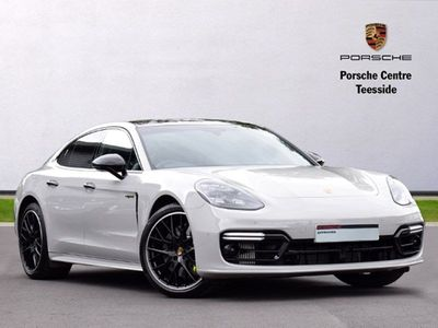 Porsche Panamera 2.9 V6 4 E-Hybrid 5dr PDK SUNROOF/MASSIVE SPEC/SAT NAV