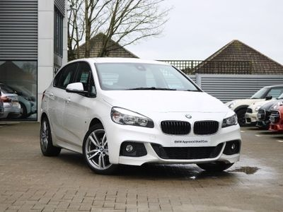 """BMW 2 Series Active Tourer 216d M Sport Active Tourer 1.5 5dr 18"""" Alloys, DAB,Parking S"""