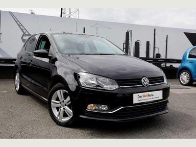 Volkswagen Polo MK5 Hatchback 5-Dr 1.2 TSI Match 90PS 5dr Cruise&Park Pack, Bluetooth