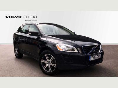 Volvo XC60 D4 AWD SE LUX NAV+PARK ASSIST 2.4 5dr **NAV+LEATHER+PARK ASSIST**