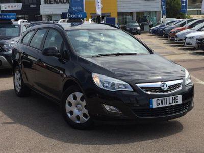 Vauxhall Astra 1.7 CDTi 16V ecoFLEX Exclusiv 5dr 12 MONTHS WARRANTY - SERVICE H