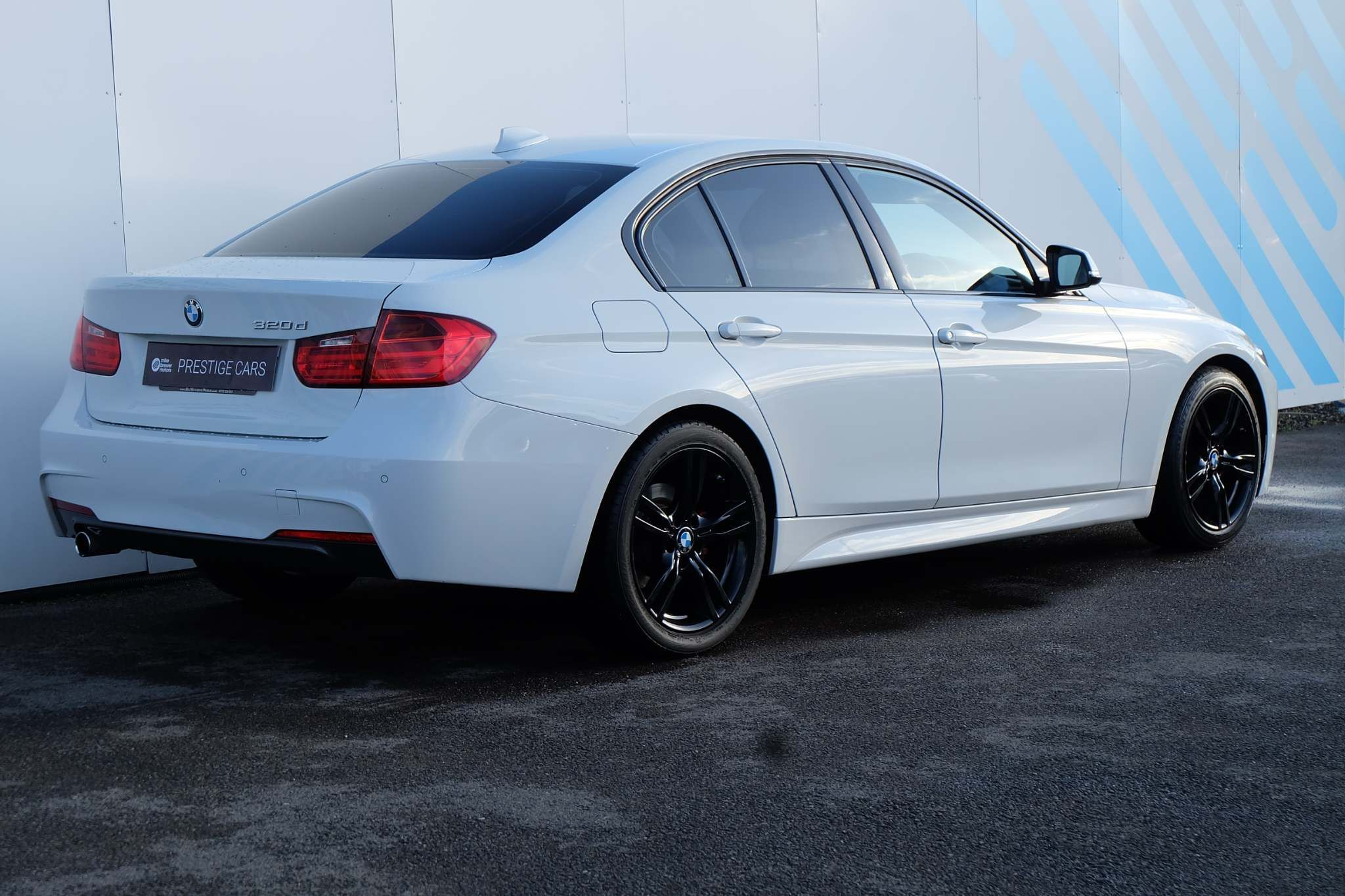 Used BMW 3 Series 2.0 320d M Sport (s/s) 4dr