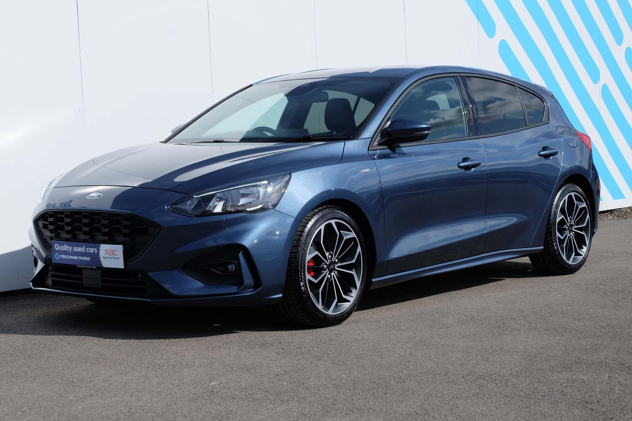 Used  Ford Focus ST-Line X