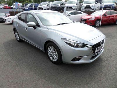 Mazda 3 2.2d SE-L Nav 4dr Pre Registered