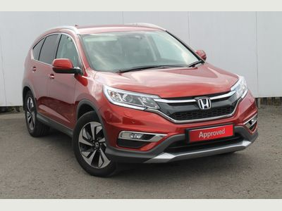 Honda Cr-V 1.6 i-DTEC SR 5dr 2WD NAVIGATION & PART LEATHER