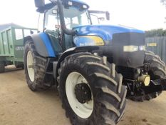 Used New Holland Tractors Farm Machinery and Tractors for