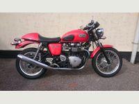Triumph Thruxton 900 900cc image